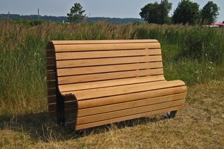 Relax-bench Fortune  by  UNION - public & street furniture