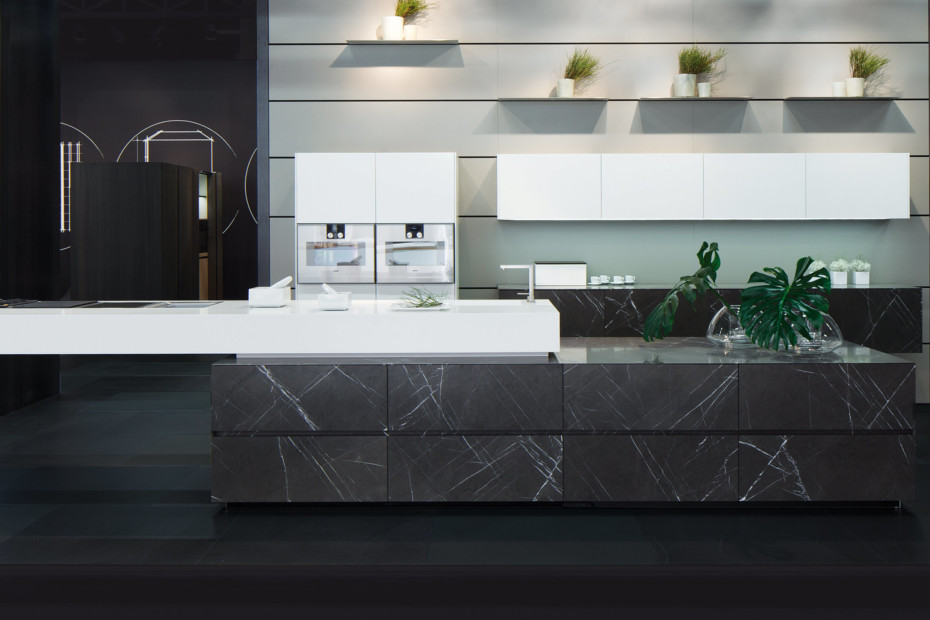 Unique limestone / corian