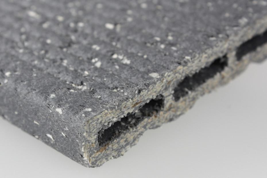 UPM ProFi Deck profile - Stone Grey