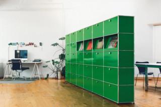 USM Haller cupboard  by  USM