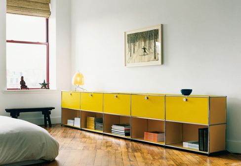 usm haller sideboard 2 von usm stylepark. Black Bedroom Furniture Sets. Home Design Ideas