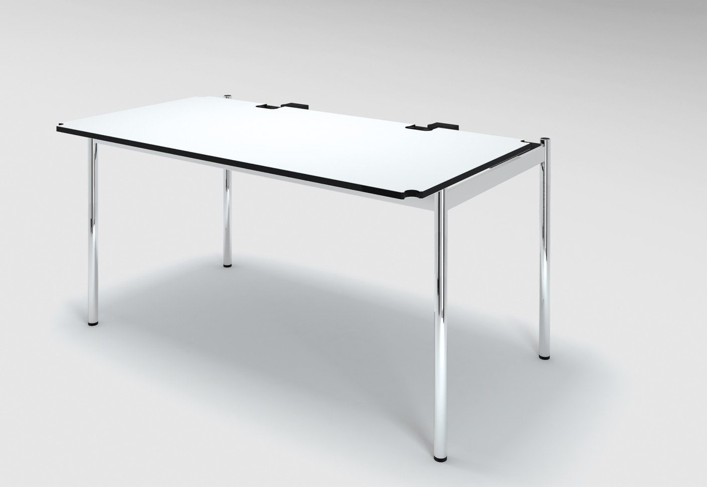 usm haller table by usm stylepark. Black Bedroom Furniture Sets. Home Design Ideas