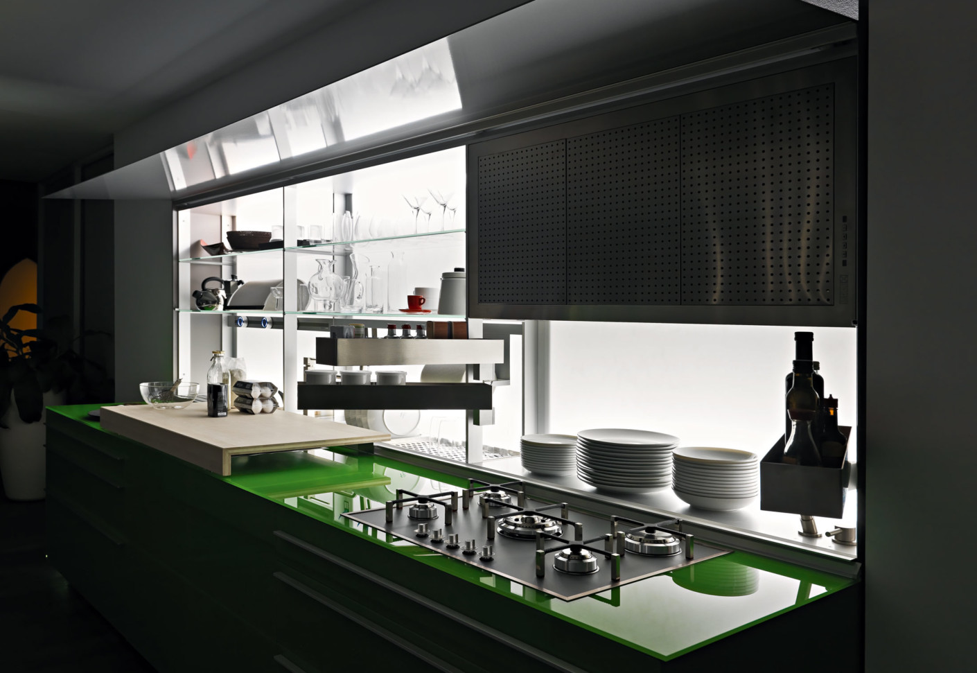 Inox Touch By Valcucine Stylepark.Valcucine New Openings In India ...