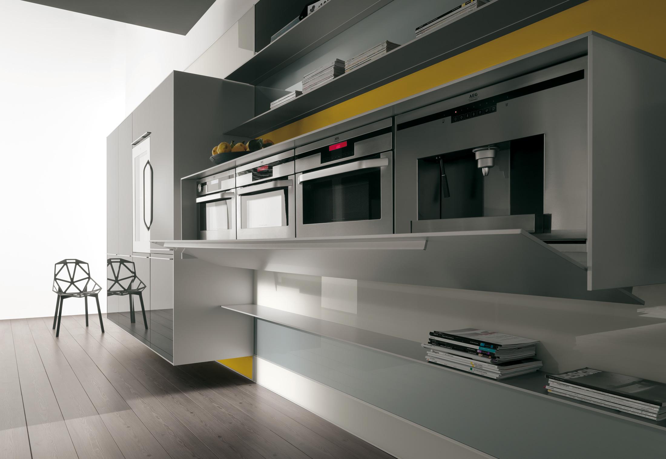 Stunning Valcucine Artematica Vitrum Photos - Home Design Ideas ...