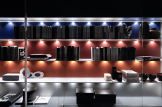 Collectus Boiseriesystem  by  Valcucine