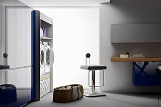 Laundry shelf  by  Valcucine