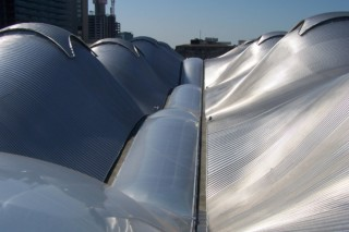 TEXLON®-System, Southern Cross Station  by  Vector Foiltec
