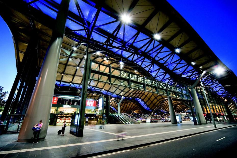 TEXLON®-System, Southern Cross Station