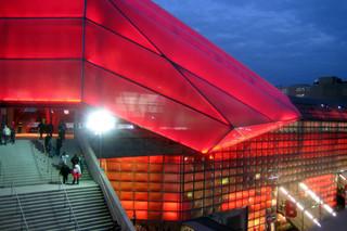 TEXLON®-System, St. Jakob-Park  by  Vector Foiltec