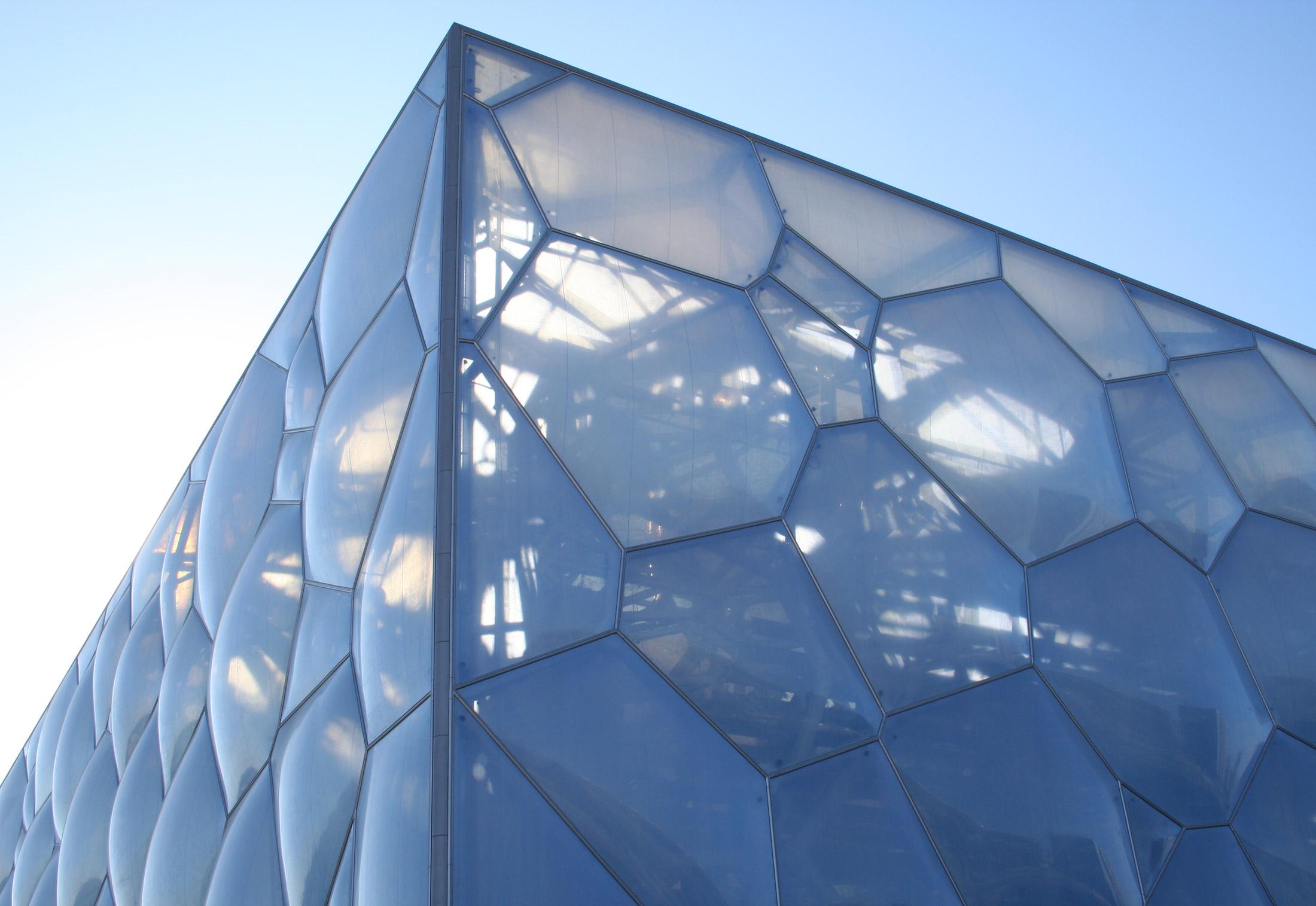 Texlon 174 System Watercube By Vector Foiltec Stylepark