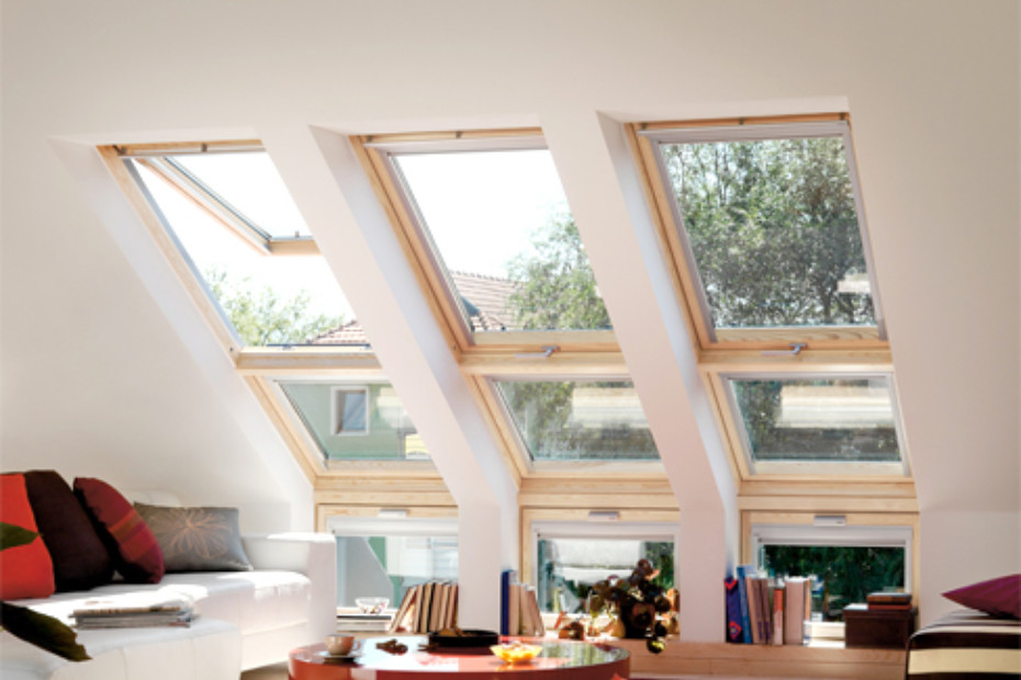5-star rooflight