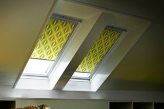 Design-Rollos  by  VELUX