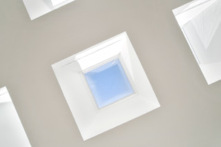 Flat roof light CFP/CVP  by  VELUX