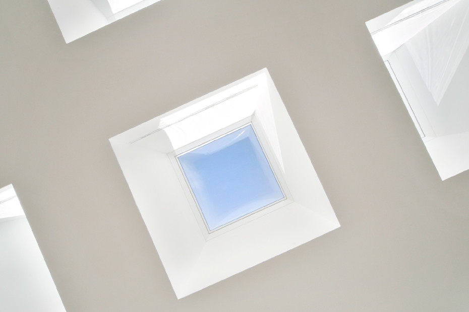 Flat roof light CFP/CVP