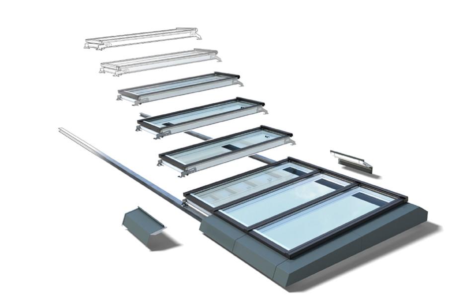 Modular over light system
