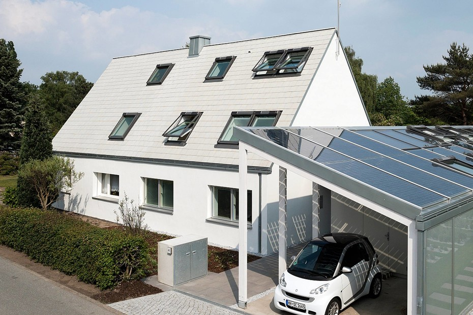 Dachfenster, LichtAktiv Haus