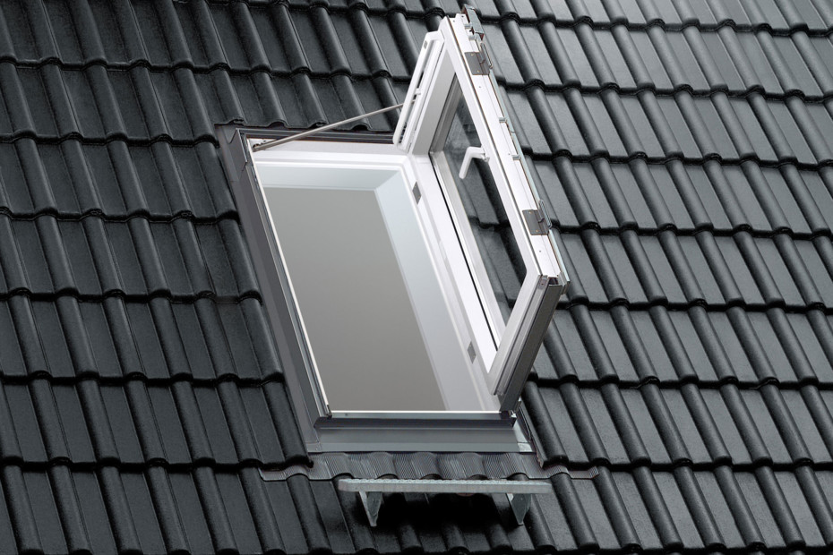 Rooflight with exit GXU/GXL