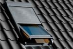 Solar roller blind  by  VELUX
