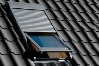 Solar roller blind  by  VELUX