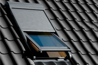 Solarrollladen  von  VELUX