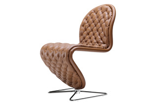 Dining chair deluxe 1-2-3  by  Verpan