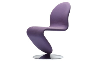 Dining chair standard 1-2-3  by  Verpan