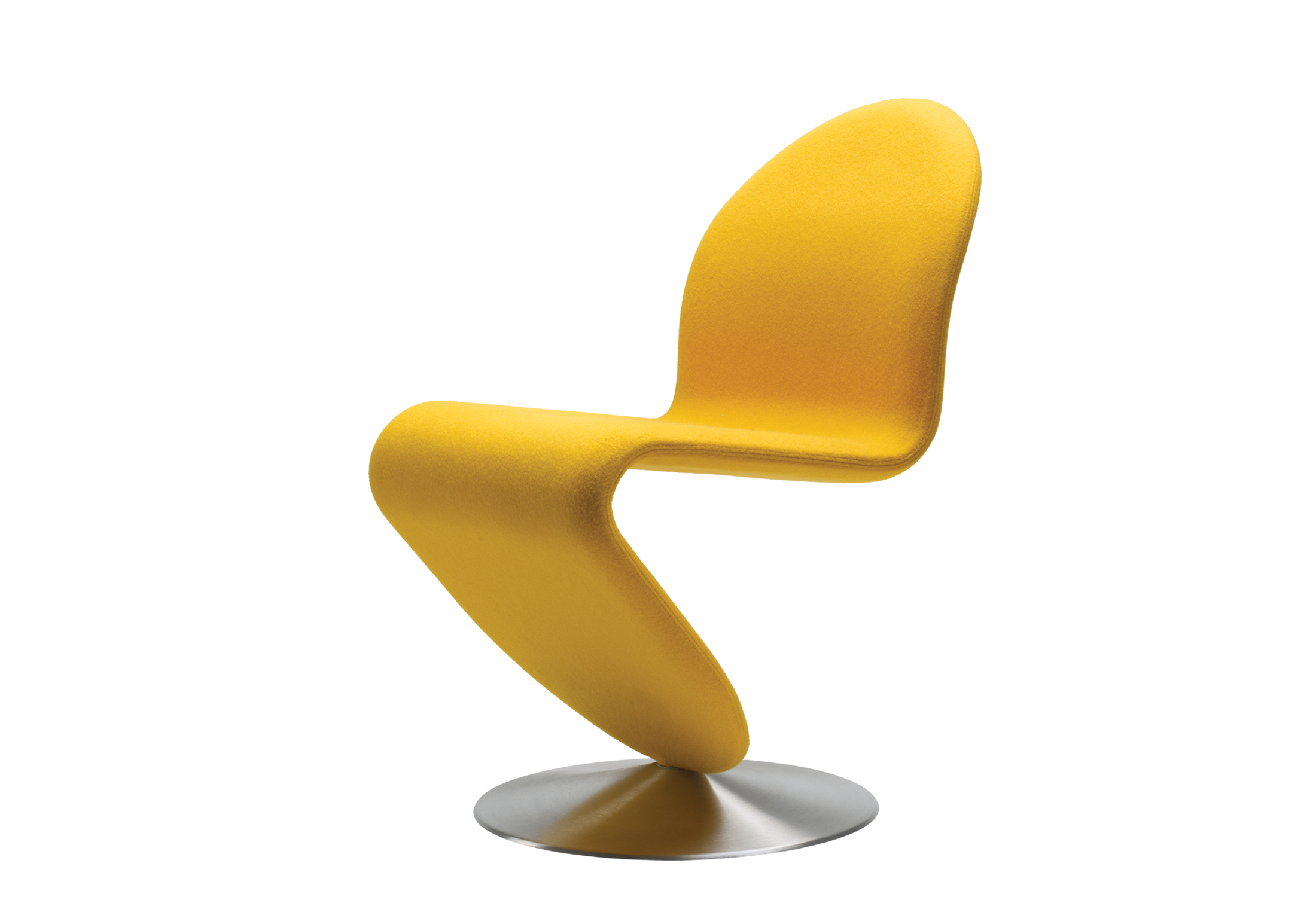 Dining chair standard 1 2 3 von verpan stylepark for Carrelage 1 3 2 3