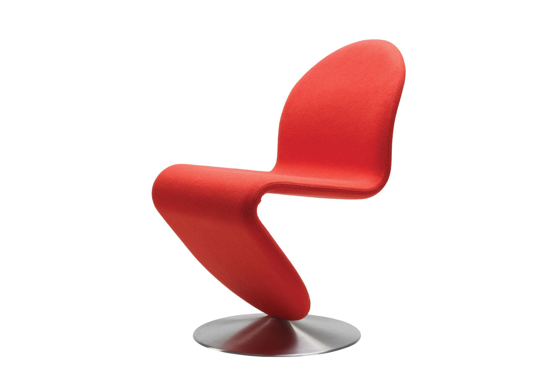 dining chair standard 1 2 3 von verpan stylepark. Black Bedroom Furniture Sets. Home Design Ideas