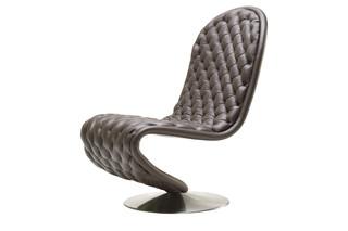 Lounge Chair de Luxe 1-2-3  von  Verpan