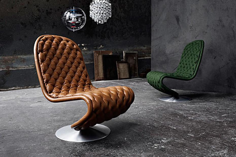 Lounge Chair de Luxe 1-2-3