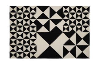 MIRROR SCULPTURE Teppich  by  Verpan