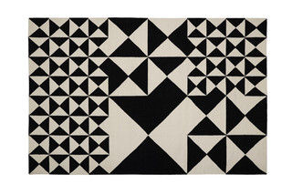 MIRROR SCULPTURE Teppich  von  Verpan