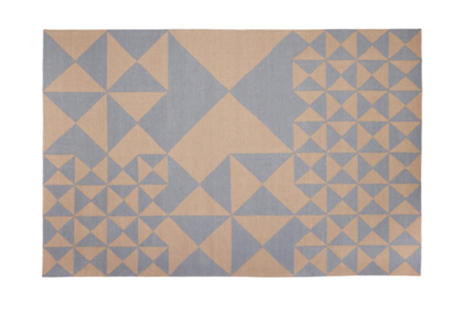 MIRROR SCULPTURE Teppich