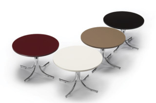 Modular table  by  Verpan