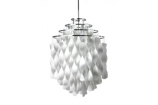 Spiral SP01 white  by  Verpan
