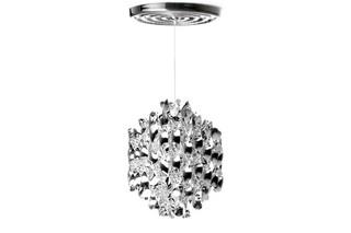 Spiral SP1 silver  by  Verpan