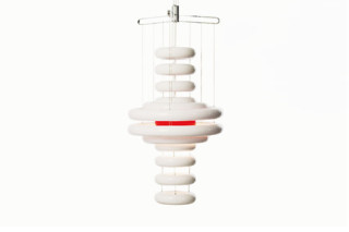 UFO hanging lamp  by  Verpan