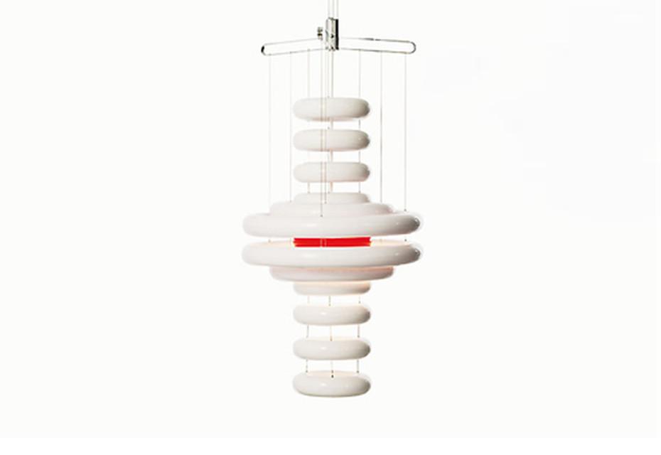 UFO hanging lamp