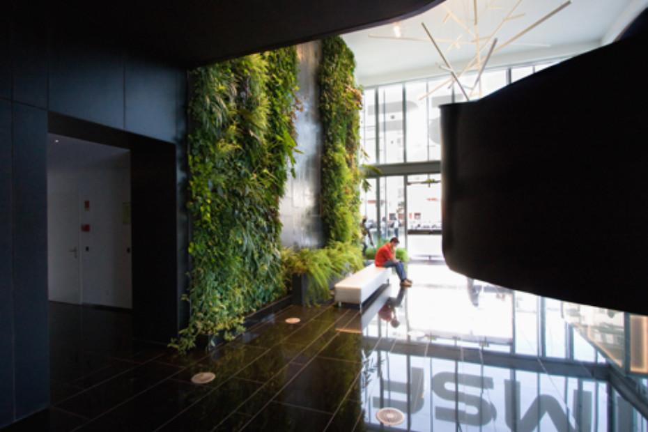 Indoor Wall, Natura Towers