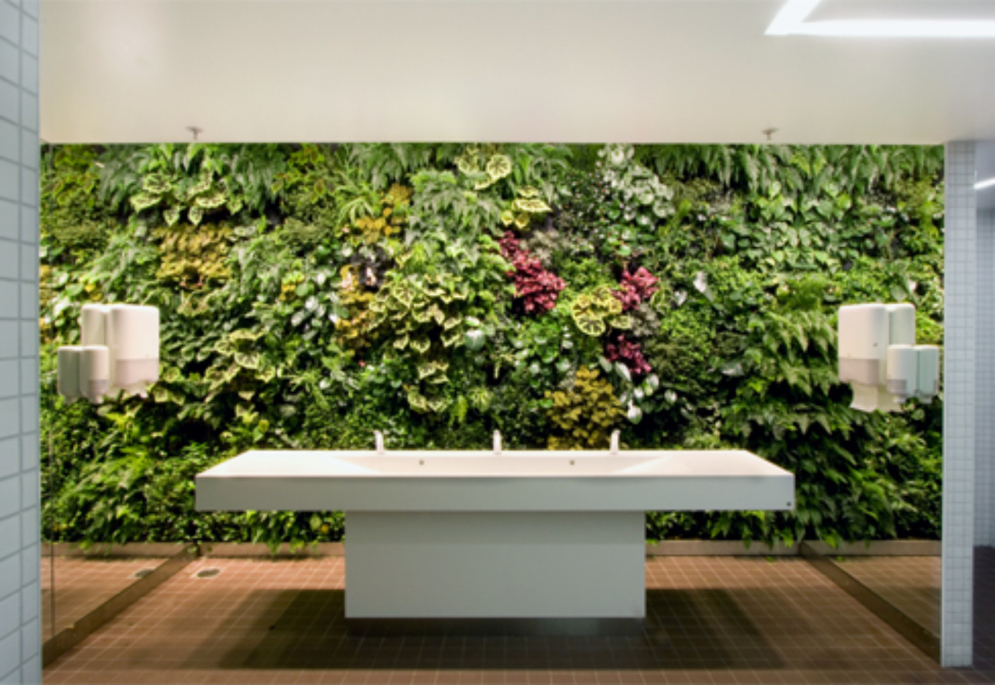 Indoor Wall Stockholm International Fairs By Vertical Garden Design Stylepark