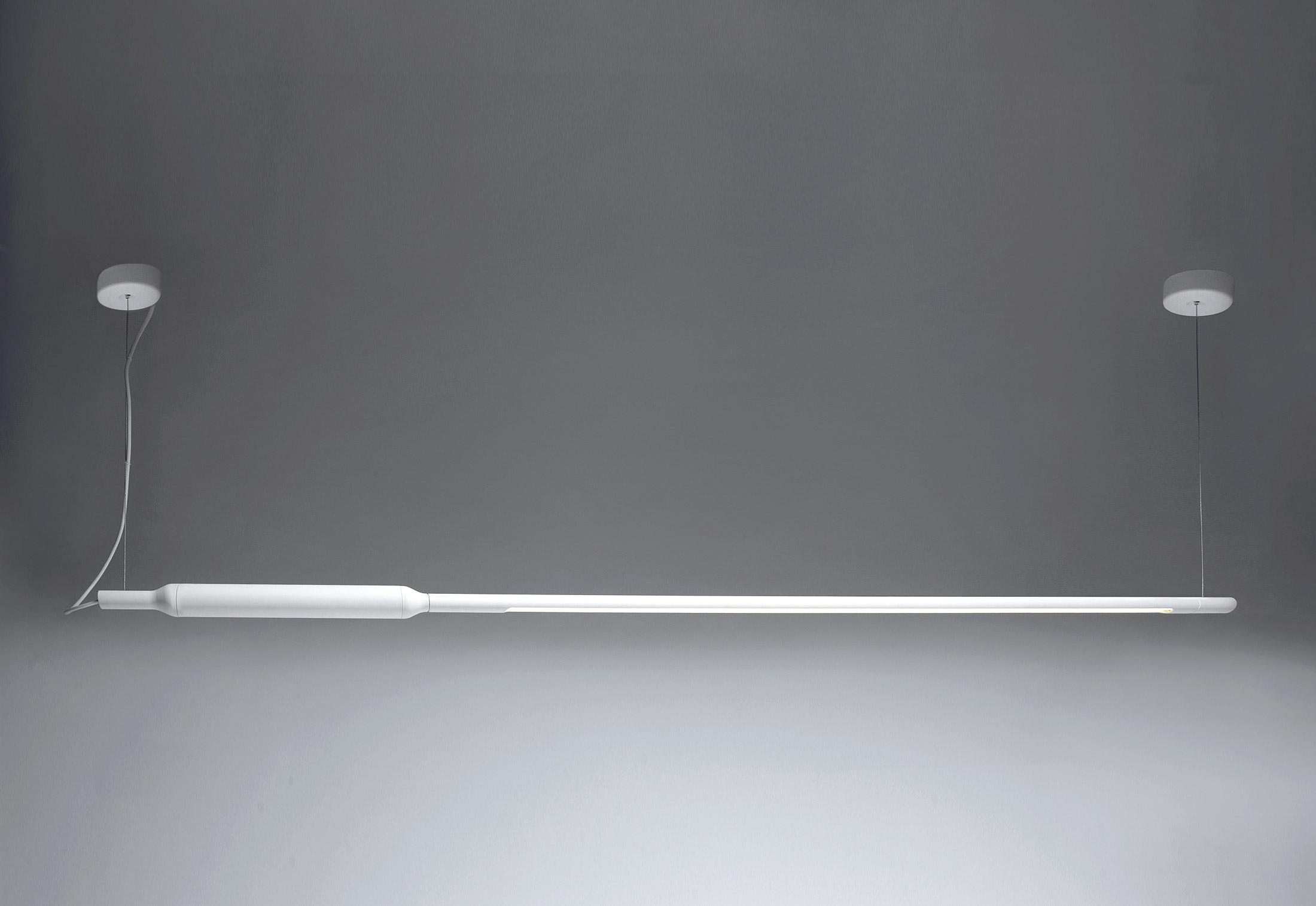 Slim Pendant Lamp Horizontal By Vertigo Bird Stylepark
