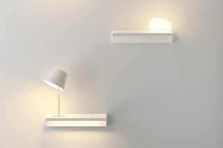Suite wall  by  VIBIA