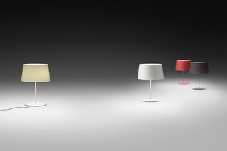 Warm table  by  VIBIA