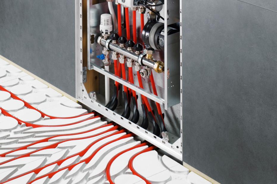 Fronterra-panel heating