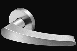 Stainless steel lever handle 810  by  Vieler