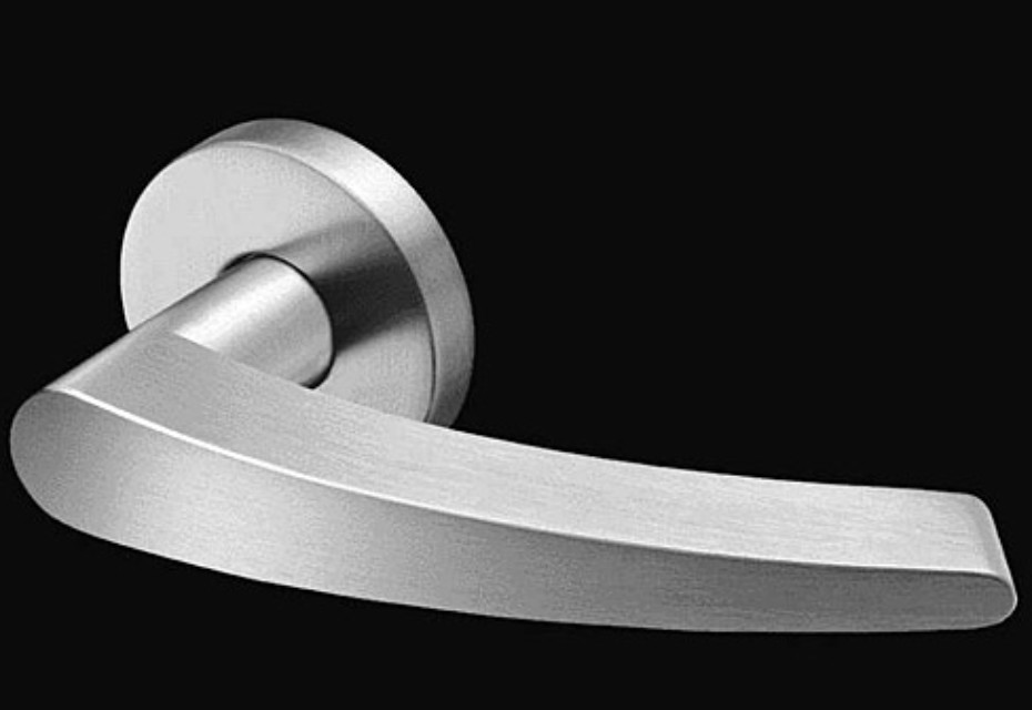 Stainless steel lever handle 810