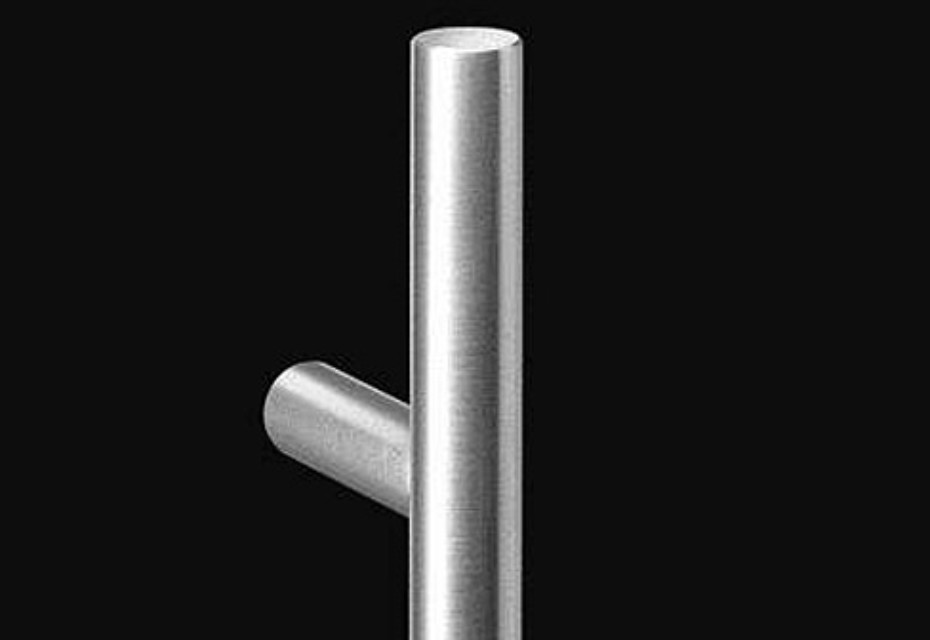 Stainless steel pull handle 253