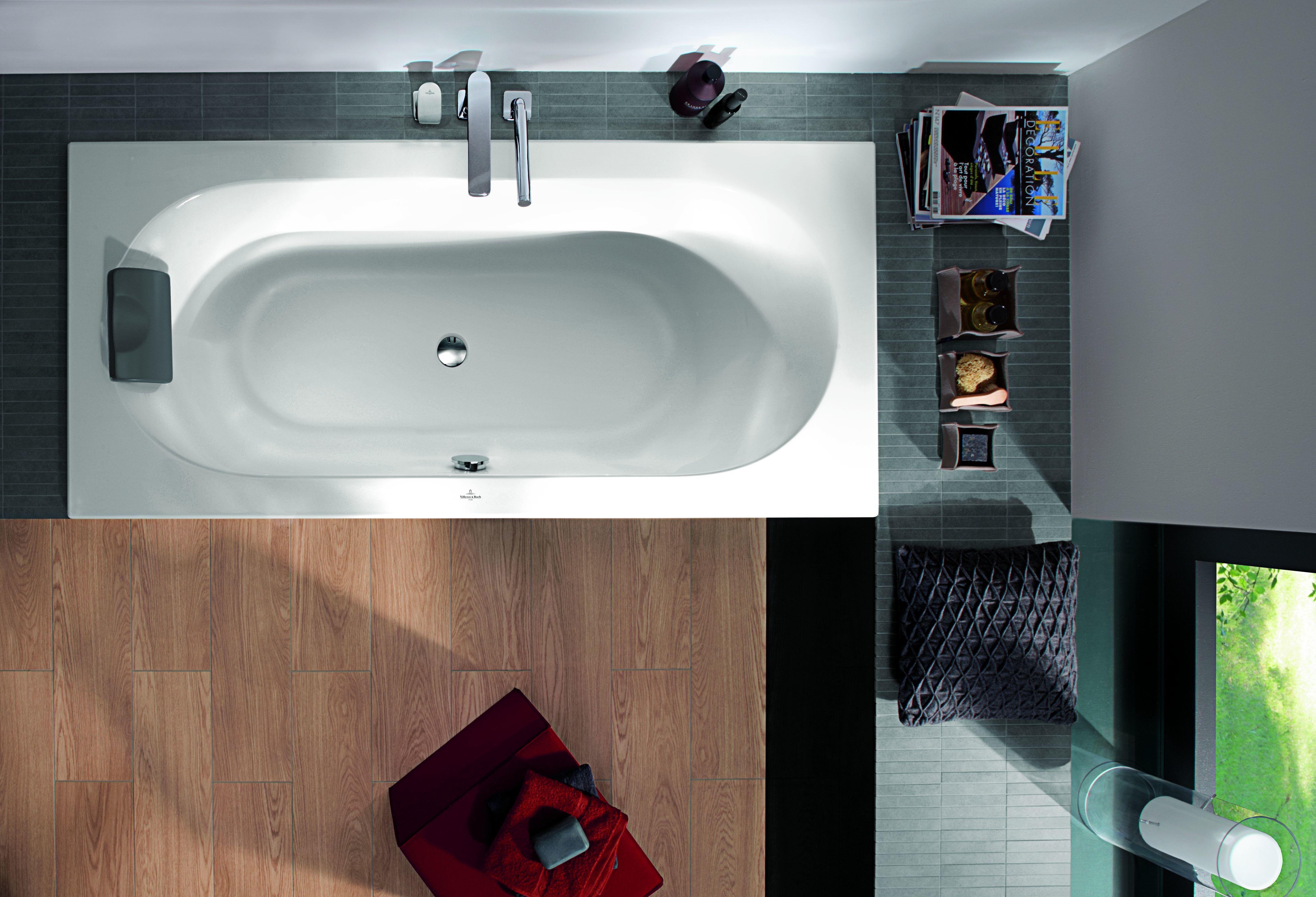 badewanne abgerundet loop friends von villeroy boch bad wellness stylepark. Black Bedroom Furniture Sets. Home Design Ideas