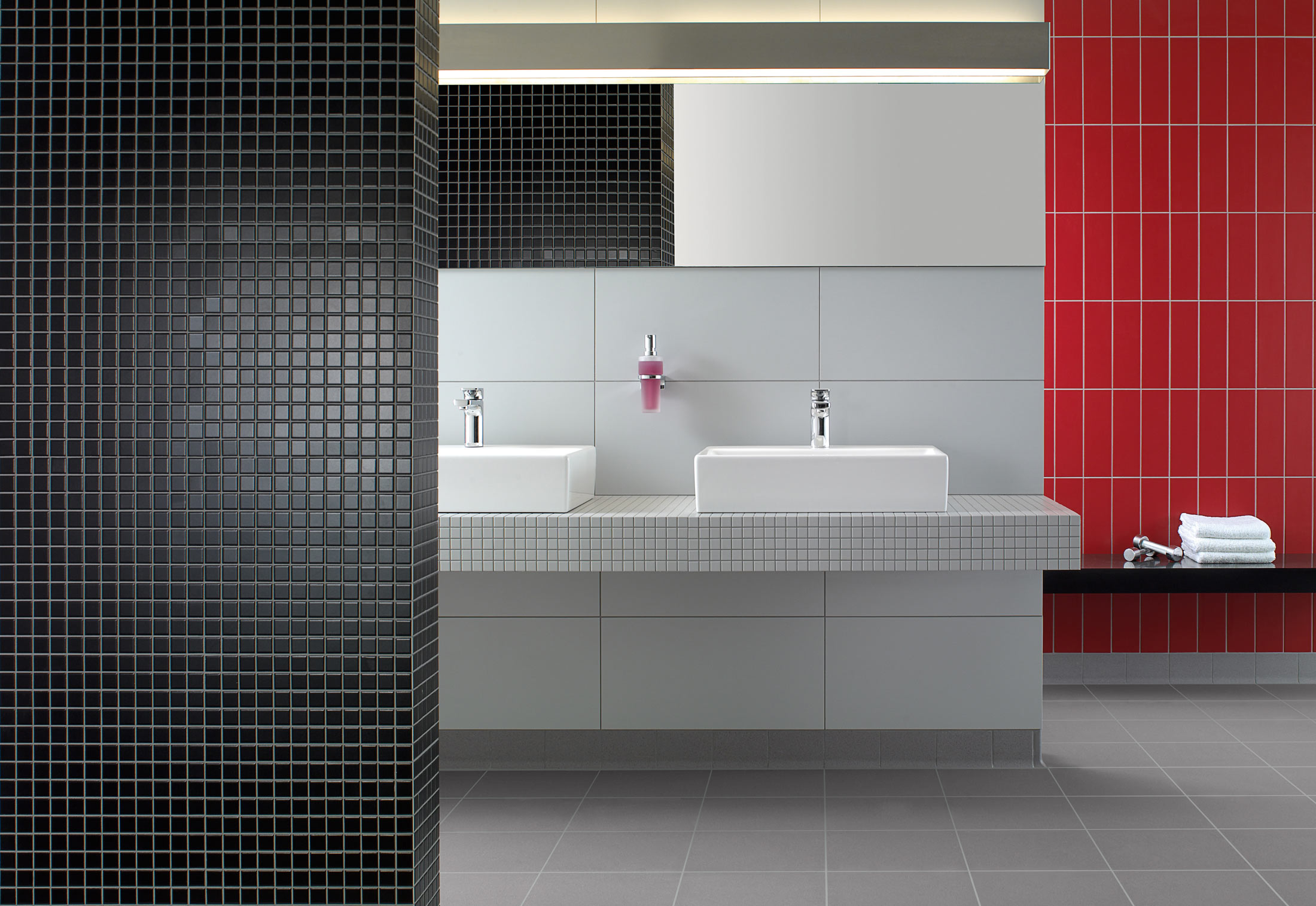 pro architectura by villeroy boch tiles stylepark. Black Bedroom Furniture Sets. Home Design Ideas