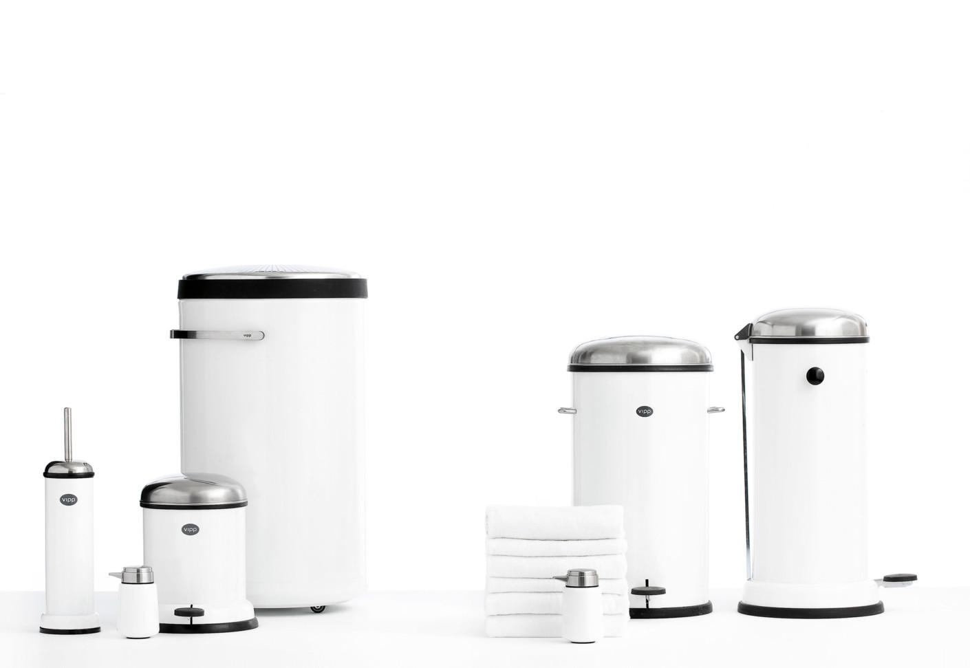 Laundry Basket by Vipp | STYLEPARK